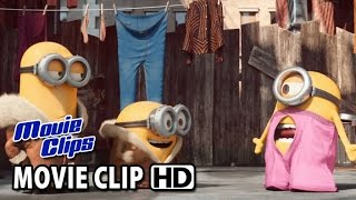 Minions Movie CLIP 'New York' (2015) HD