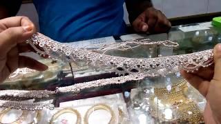 জানুন রুপার নুপুরের দাম।Silver ankle/nupur price.
