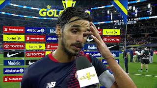 Costa Rica vs United States Interviews | Gold Cup 2017 Semifinals