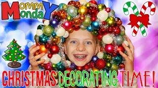 Surprise Christmas Elf Visit!  ||  Mommy Monday