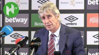 Manuel Pellegrini 'surprised' by Alexis Sanchez omission - West Ham 3-1 Manchester United