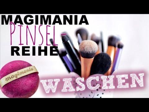 Xxx Mp4 PINSEL REINIGEN So Wasche Ich Meine Makeup Brushes Magimania Pinselreihe Am Sonntag 3gp Sex
