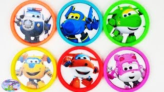 Learn Colors with Super Wings My Little Pony Paw Patrol Toys Surprise Egg and Toy Collector SETC