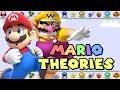 Top 15 Mario Theories | blameitonjorge