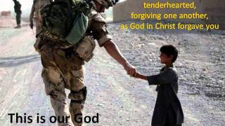 This is our God- Chris Tomlin