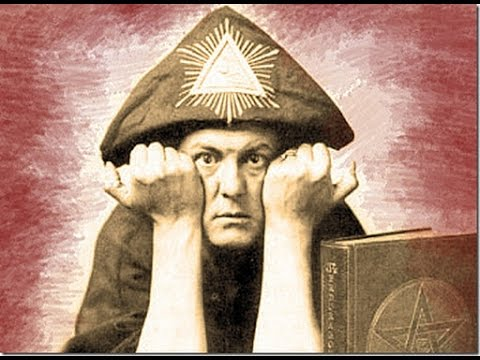 ALEISTER 666 CROWLEY