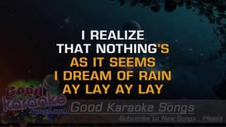 Desert Rose -  Sting ( Karaoke Lyrics )