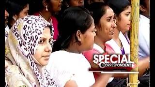 മാലാഖമാരുടെ ജീവിത സമരം; Special Correspondent