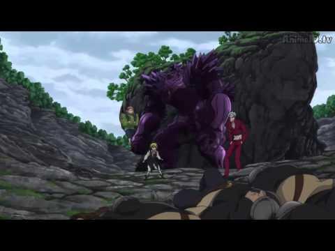 Nanatsu no Taizai Latino capitulo 15 HD