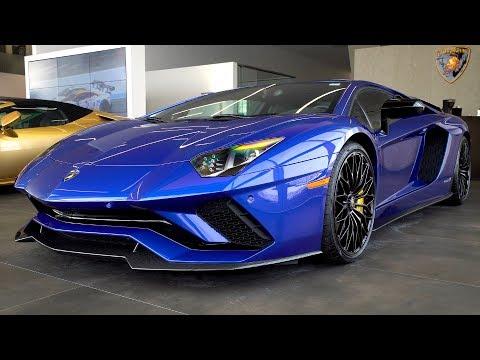 Xxx Mp4 Start To Finish Design Build 2018 Lamborghini Aventador S LP740 4 Coupé In Blu Nereid 4K 3gp Sex