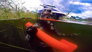 Underwater Bass Bomb Experiment!! (Interesting Results)