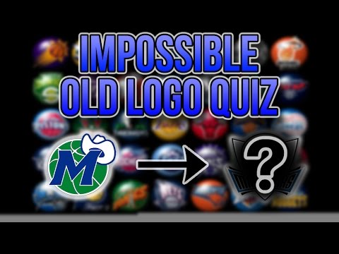 IMPOSSIBLE OLD NBA LOGO QUIZ