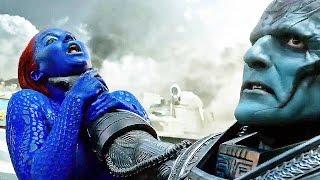 X-MEN Apocalypse - Nouvelle Bande Annonce VF (2016)