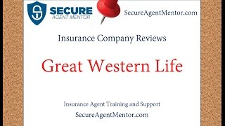 Insurance Company Reviews: Great Western Life