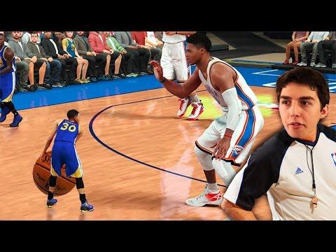 GIANT PLAYERS VS TINY PLAYERS - NBA 2K17 CHALLENGE