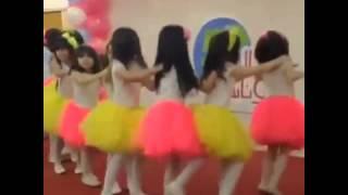 فرقة امواج رقصة البطريق
