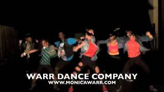 Willow Smith - Fireball Music video by (WARR Dance Company)