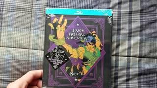 Jojo's bizarre adventure (VIZ Media blu-ray)