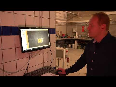 Xxx Mp4 2016 06 Boor Lauterbach Vorstellung CNC Schneidemaschine Für Granit Und Natursteine 00000 3gp Sex