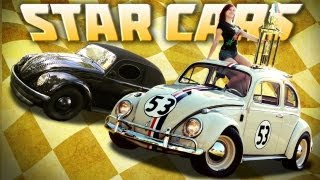 STAR CARS- Herbie The Love Bug & Horrace The Hate Bug (Ep. 5)