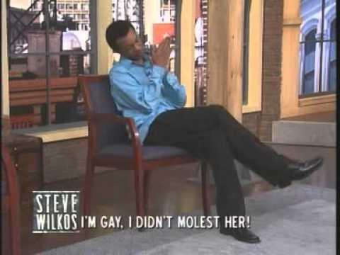 Xxx Mp4 I M Gay I Didn T Molest Her The Steve Wilkos Show 3gp Sex