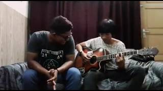 Irfan Haris pesan song cover by pidutabas and shanur