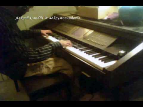 Xxx Mp4 Jai Ho Latika S Theme Slumdog Millionaire Piano Cover By Aakash Gandhi 3gp Sex
