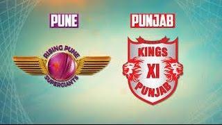 Ipl 2017 Rising Pune Supergaint Vs Kings XI Punjab Full Match Highlights (DBC17)