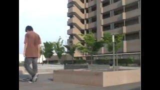 Ollie Late HeelFlip