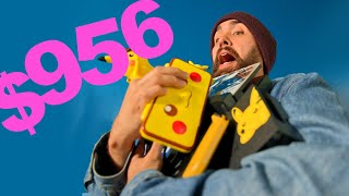 $956 Pikachu Nintendo Haul