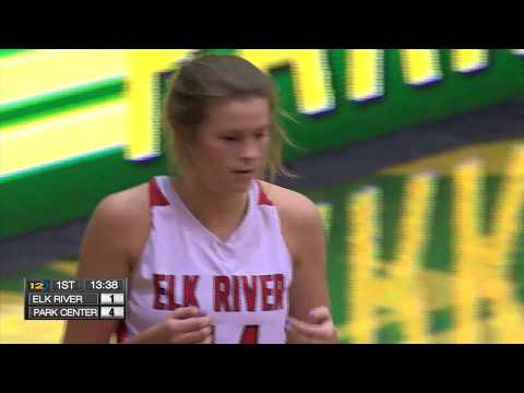 Elk River vs. Park Center Girls High School Basketball