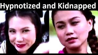 Hypnotized and kidnapped - Anti hypnosis commercial by Asian government. #hypno #hypnosis