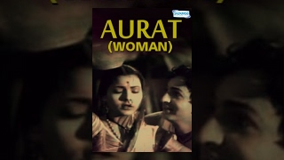 Aurat (Women 1940) -  Sardar Akhtar - Surendra