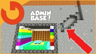 XRAY HACKER FINDS GOD BASE! (Minecraft Owner Trolling Hackers)