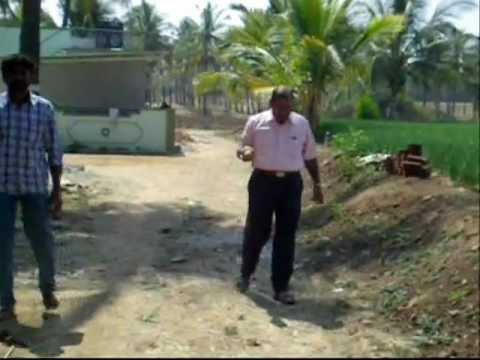 Coimbatore Water Diviner.G.Thiagharajan,Senior Geologist,Ground Water Consultant.