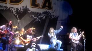 TESLA - COMING ATCHU LIVE / TRUCKING - 6/28/13