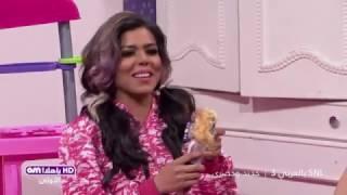 شاهد قبل الحذف ناهد السباعي في SNL بالعربي