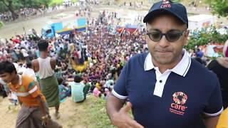 CARE responds to Refugee Crisis in Bangladesh