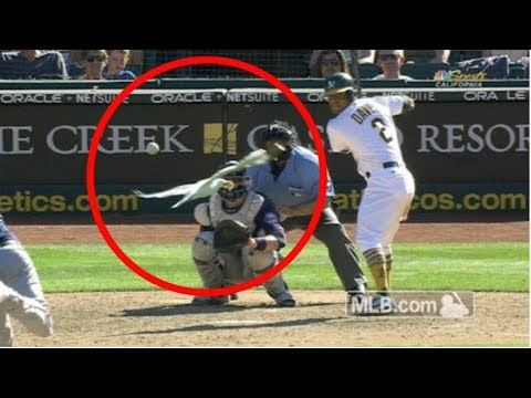 MLB Birds Getting Hit