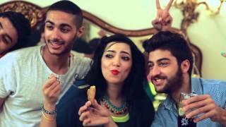 """كريم البغدادي و ريم عز الدين - اغنية """"اصحى يا نايم"""""""