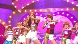 【TVPP】SNSD - Hoot, 소녀시대 - 훗 @ Show Music Core Live
