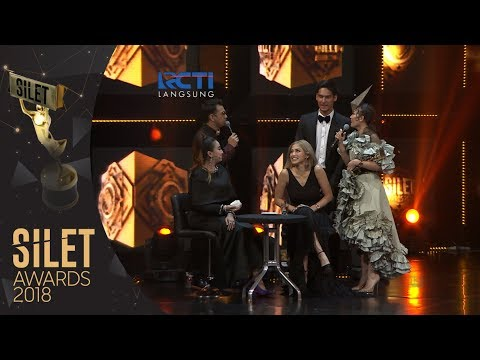 Jessica Pucat Saat Di Ramal | SILET AWARDS 2018