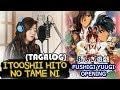 [TAGALOG] FUSHIGI YUUGI ふしぎ遊戯 OPENING (ITOOSHII HITO NO TAME NI) By Marianne Topacio