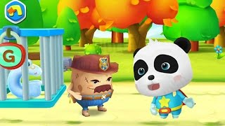 Baby Panda Learns Alphabet - Baby Learn ABC with Baby Panda Babybus Educational Games for Kids