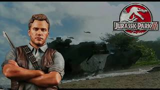 Owen was in Jurassic Park 3?! - Jurassic World