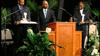 Pastor Gino Jennings Truth of God Broadcast 795-797 Part 2 of 2 Raw Footage!