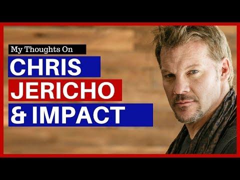 Xxx Mp4 Chris Jericho IMPACT Wrestling Rumors BQ Speaks 3gp Sex