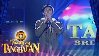 Tawag ng Tanghalan: Christopher Rodrigueza | One Last Cry (Round 2 Semifinals)