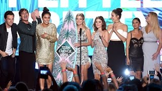 2016 Teen Choice Awards