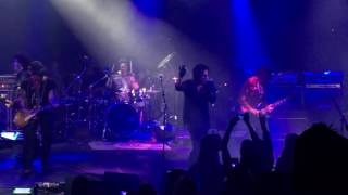 Alice Coopers Christmas Pudding- Hollywood Vampires cover The Doors